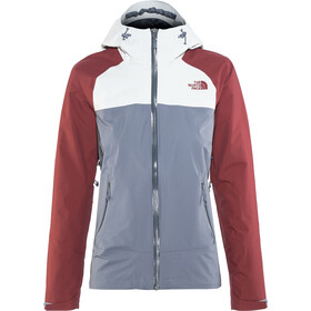 The North Face Stratos Chaqueta Mujer, grisaille grey/tin grey/rum bred